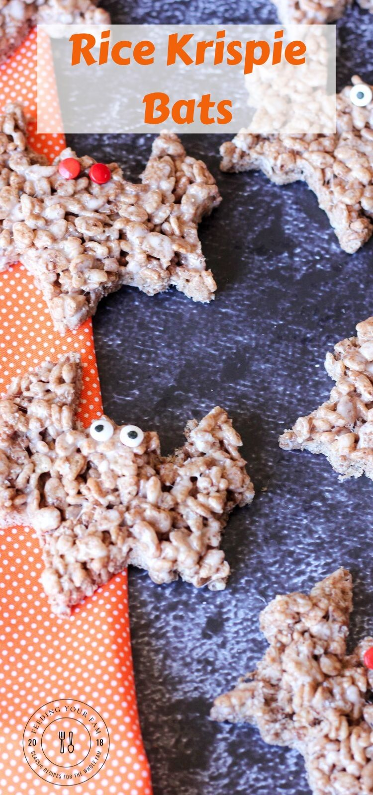 rice krispie treat bats