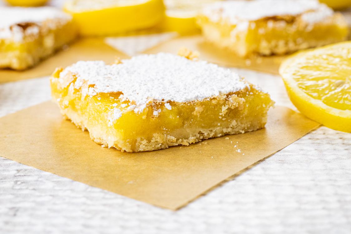 lemon sqaure